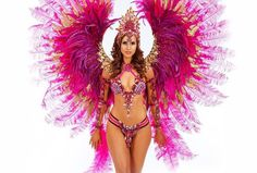 Trinidad fashion #carnival