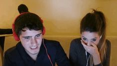 Dakota) Seriously, amnesia is the scariest game ever! Alfie) I know right?!?!