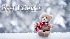 """Best Friends"" Feelspasta<<<this isn't a scary story its sad but its really good Happy Teddy Bear Day, Teddy Day, My Teddy Bear, Tedy Bear, Scary Stories, Fb Covers, Happy Day, Special Day, Best Friends"