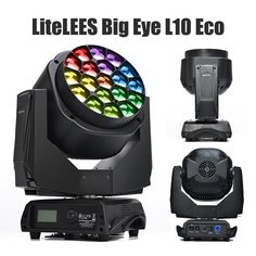 LiteLEES Big Eye L10 Rotation Eco version contact with me to get more info! #lighting #lightingdesign #lightingdesigner #lightingdesigners #lightingdesignerindonesia #lightingdirector #stagelights #stagelighting #stagelightingdesign #churchtechies #churchproduction #events #eventplanner #brightnessblog