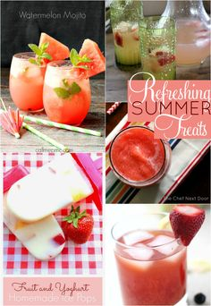 Refreshing Summer Treats | Summer Recipes