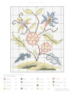 Alfombras mini punto de cruz - Kate - Picasa Web Album