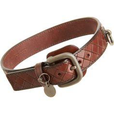 Bottega Veneta Dog Collar
