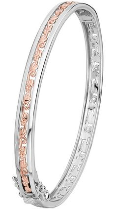 Clogau Bangle Tree of Life Silver | C W Sellors Fine Jewellery and Luxury Watches