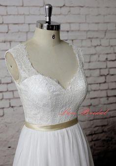 Kleid: Herzausschnitt + Rückenausschnitt