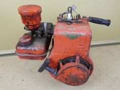 Vintage Briggs Stratton 6B-S 6BS 1.5hp Go Kart Minibike Motor Engine - PARTS #BriggsStratton
