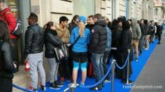 Samsung latest smartphone Galaxy S5 break the Galaxy S4's first day sales record