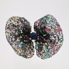 Sequin Spangle Balloon Bow Princess Toddlers Girls Hair Clips  #VeryShine