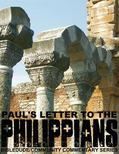 Paul's Letter to the Philippians (BibleDude.net Community Commentary) #ebook #design #kindle $0.99