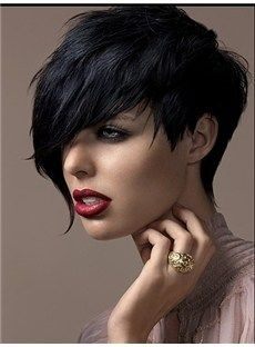 Custom Top Quality Natural Soft Cheap Short Pixie Hair Cut Synthetic Wig. Get amazing discounts up to 75% Off at Wigsbuy using Coupons & Promo Codes.