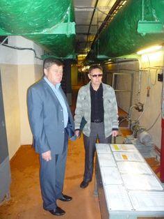 На территории Коломенского завода проверены защитные сооружения гражданской обороны - http://kolomnaonline.ru/?p=15500                                             В соответствии с планом комплексной проверки состояния защитных сооружений гражданской обороны 20 августа комиссией админ�