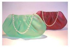 Cast Glass Handbags by Jenny Smith