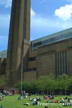 Tate Modern Gallery London