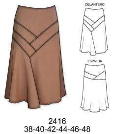 Faldas Skirt Patterns Sewing, Clothing Patterns, Tea Length Bridesmaid Dresses, Shweshwe Dresses, Professional Outfits, Sewing Clothes, Simple Dresses, Skirt Outfits, Pattern Fashion