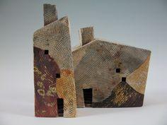 Patchwork Houses by Elizabeth Shriver
