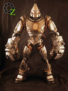 Steampunk Oz - Tinman (Marvel Legends) Custom Action Figure