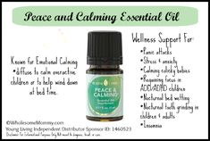 A natural remedy to get your kids to go to sleep at bedtime.  A story of how one mom used essential oils to calm an
