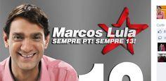 Folha Política: Filho de Lula é flagrado organizando ataques em massa para tirar do ar página política no Facebook