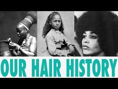 5 Fascinating Black Hair History Facts You've Probably Never Heard Before | Black Girl with Long Hair