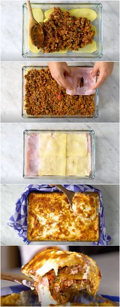 Lasanha de Batatas MUITO FÁCIL, Você vai amar essa ideia deliciosa! (veja a receita passo a passo) #lasanha #lasanhadebatatas #tastemade