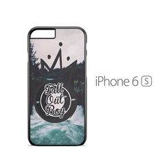 Fall Out Boy Logo iPhone 6s Case