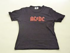 AC/DC Ladies T-Shirt.