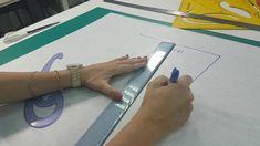 Μάθημα #9 Πατρόν Κάζουαλ Παντελονιού/ Παντελόνα με λάστιχο - YouTube Sewing Hacks, Sewing Tips, Youtube, Videos, Day, Chanel, Tutorials, Woman, Studio