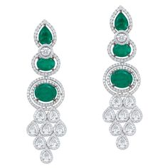 Green 3 Step Danglings  Product Code : ADERM1400038 Type : Green Hydro, Swarovski Color : Green  #SilverEarringsOnlineShopping  #SilverEarringsOnlineIndia  #SilverEarringsIndia  #SilverEarringsOnline  #BuySilverEarringsOnline  #SilverEarringsForWomen  #SilverEarring  #DesignerSilverEarrings  #BuySilverEarrings  #SilverEarrings  #Earrings