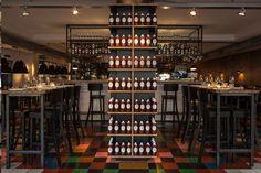 Restaurant Julius Bar & Grill Amsterdam