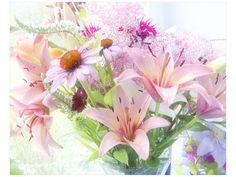 Pink Bouquet Art Print at AllPosters.com