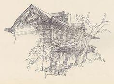 """Japanese"" house"