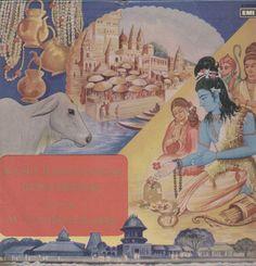 Kashi-Rameswaram Suprabhatam Bollywood Vinyl LP
