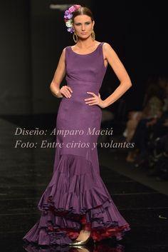 Flamencas de Verano 2015 · Por Claudia Alfaro vía Entre Cirios y Volantes.