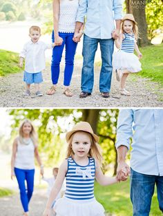 Family Session by Manifesto Photography #beach #familyphotos