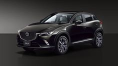 What color Mazda CX3 will you be ordering?