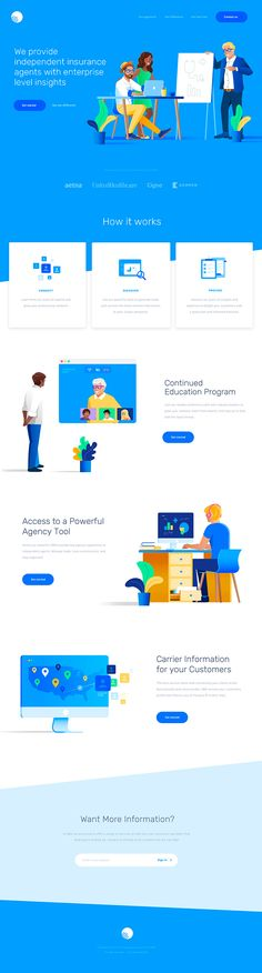 Homepage Illustration For Abs by Matus