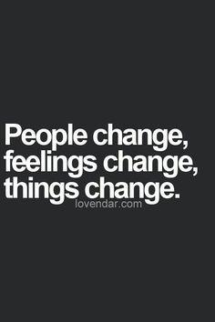 That's true.
