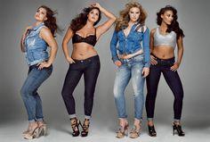 Aunque los talles grandes no son algo nuevo, la industria de la moda los había escondido bajo la alfombra