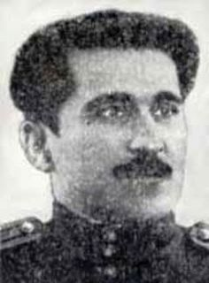 Khalil Mammad oglu Mammadov (May 5, 1916 Shushi, Nagorno-Karabakh, Azerbaijan - February 21, 1989) - Major General of Police, Minister of Internal Affairs of the Azerbaijan Soviet Socialist Republic (1960-1965). He participated in the battles for the defense of the Caucasus, in the liberation of Ukraine (Crimea, Donbass, Zaporozhye), Romania, Hungary, Austria, and passed with fights on the roads of Czechoslovakia, Bulgaria, Yugoslavia. Hero of Soviet Union of March 24, 1945.
