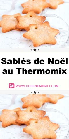 Christmas shortbread with Thermomix - Do you want homemade cookies? We offer a quick recipe to make with your Thermomix robot. Almond Paste Cookies, Almond Meal Cookies, Butter Cookies Recipe, Almond Flour Desserts, Baking With Almond Flour, Almond Flour Recipes, Devilled Eggs Recipe Best, Deviled Eggs Recipe, Torrone Recipe