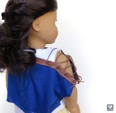Make a Laced Shoulder Tee | Pixie Faire