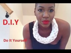 DIY (Do It Yourself) Statement Necklace
