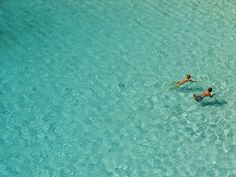 35 places to swim in the world's clearest water