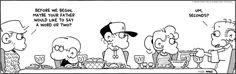 FoxTrot Classics Comic Strip, November 23, 2015     on GoComics.com