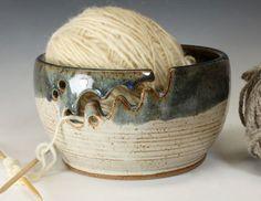 Bridges Pottery Yarn Bowls