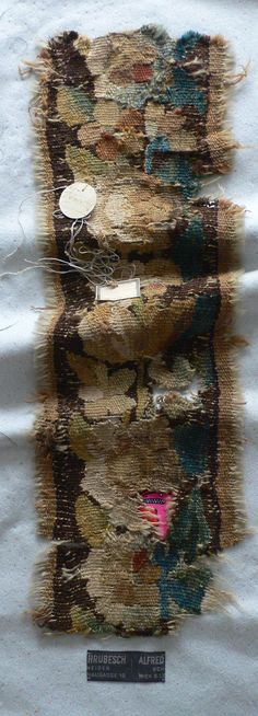 Bad Repair: mixed media textile piece. https://www.pinterest.com/steelwork100/limbal-ring/