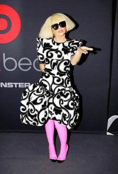 Fashion Lady Gaga Chords