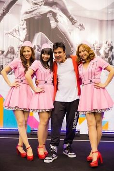 Guess who showed up on DAY 1 of the 2014 AFAA Japan Zumba Conference Asia hosted at the Makuhari Messe Event Hall in Chiba, Japan? That's right--MAX! More at http://www.zumbasamuri.com/blog/zumba-to-the-max-updated | @ ZUMBA® SAMURI | www.zumbasamuri.com
