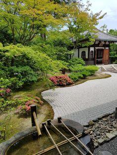 Kennin-ji Zen Temple. Oldest in Kyoto.