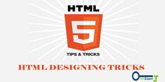 HTML (Hyper Text Markup Language) is used to communicate with a web browser how a web page should look and how the content of the webpage should look as well.